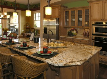 Modish-granite-kitchen