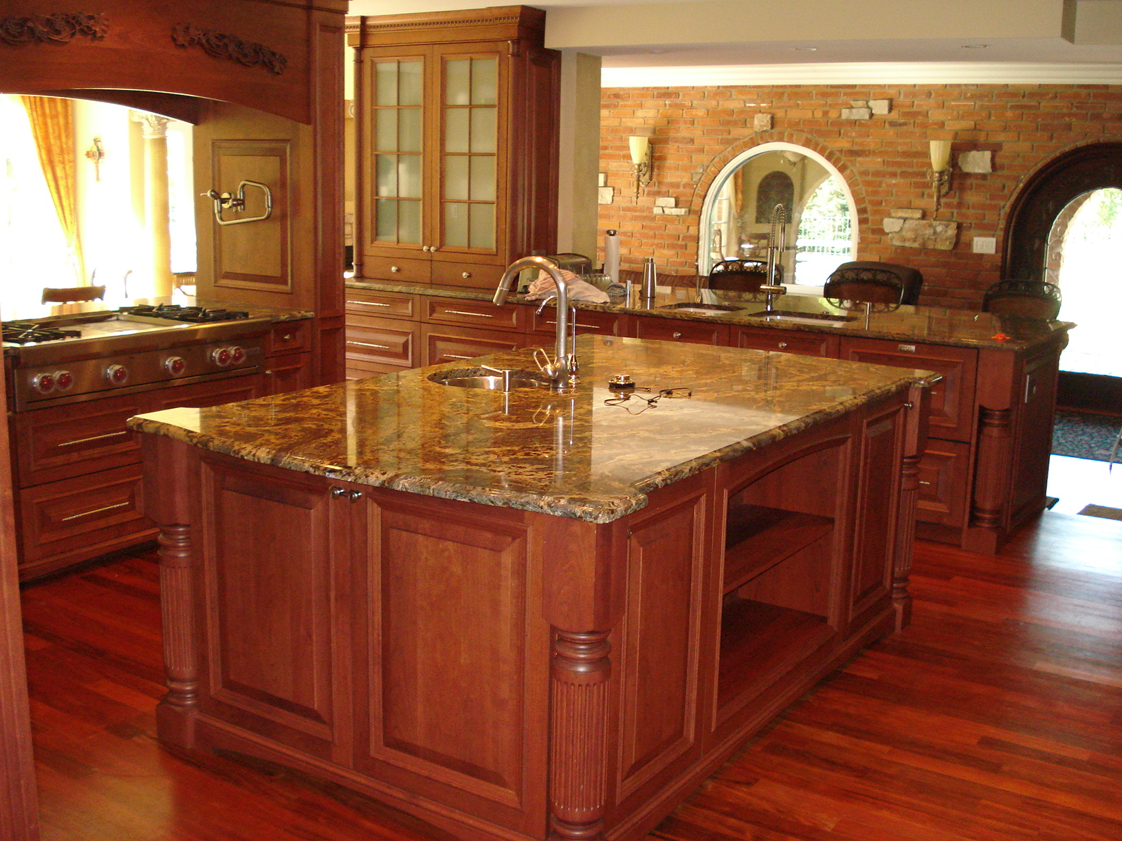 Remarkable Kitchen Counters Granite Countertops 1632 x 1224 · 807 kB · jpeg